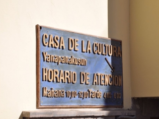 Hostel Caith in Cuzco, Peru
