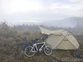 009 Foggy on 3400 m