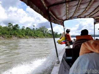 003 On the Rio Napo